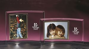 """Picture of 4"""" X 6"""" Vertical Picture Frame - Boxed"""