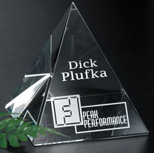 Picture of Pyramid Award 3-1/4""