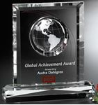 Picture of Columbus Global Award 9""