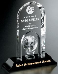 """Picture of Springfield Global Award 8-1/2"""""""