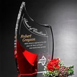 Picture of #7461 Allure Ruby Award 10""