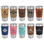 Picture of LTM5200SET1 - 20 oz. Laserable Leatherette Polar Camel Tumbler Sample Set